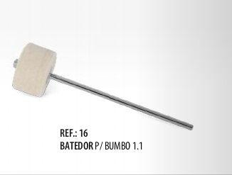 Batedor de Bumbo Feltro Spanking 1.1