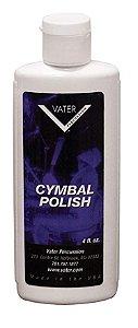 Polidor De Pratos Vater Cymbal Polish Vcp Compatível Com Todas As Marcas