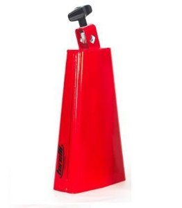 "Cowbell Torelli  Mambo Grande Red 8,5"" TO-058"