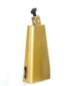 """Cowbell Torelli  Mambo Médio Gold 6"""" TO-059"""