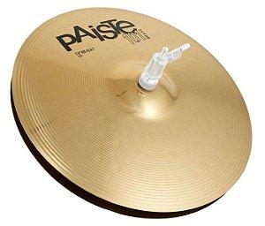 "PRATO PAISTE 101 Brass Hi Hat 13"""