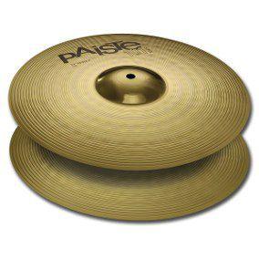 "PRATO PAISTE 101 Brass Hi Hat 14"""