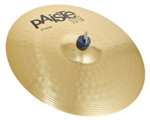 PRATO PAISTE 101 Brass Crash 16""