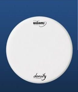 "Pele Williams Density Coated 10"" Filme simples com anel Abafador WC1"