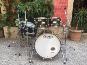 Bateria Mapex Orion Maple Lacquer Shell Pack