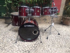 Bateria Yamaha Stage Custom Shell Pack