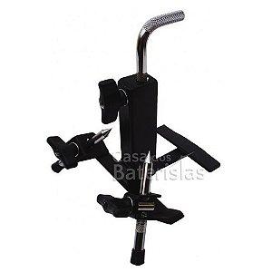 Suporte de cowbell para pedal de bateria  -  TA427