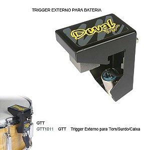 Trigger Deval de Tom e Caixa GTT para Cabeamento XLR