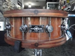 Caixa Solid Drums Wood Hoop 14x5,5