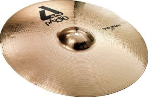 Prato Paiste Alpha Thin Crash '17