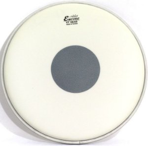 PELE ENCORE BY REMO  CONTROLLED SOUND POROSA 10""