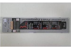 Esteira para Caixa Pearl Ultra-Sound Snare Wires  SN-13201 20 Fios