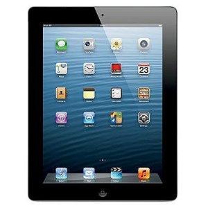 iPad Apple com Tela Retina (4ª Geração) 16GB Wi-Fi Preto