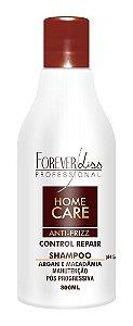 Forever Liss Shampoo Home Care Manutenção Pós Progressiva 300ml