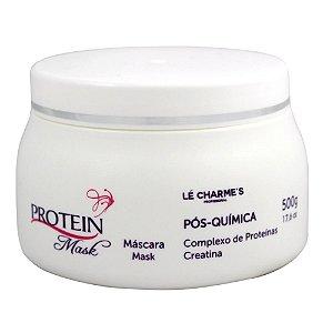Le Charmes Protein Máscara Pós Quimica Creatina 500g
