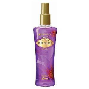 Body Splash Pure Secret 200ml - Phytoderm