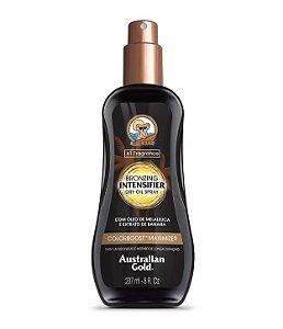 Spray Bronzeador Intensifier 237ml - Australian Gold
