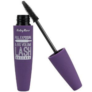 Máscara de Cílios Full Exposure e Big Volume Lash L4 - Ruby Rose