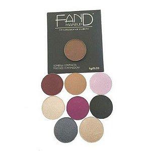 Sombra Unitária - Fand Makeup