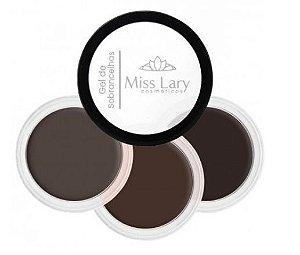 Gel de Sobrancelhas - Miss Lary