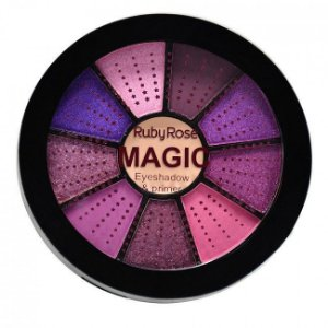 Mini Paleta de Sombras Magic - Ruby Rose