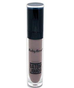 Batom Liquido Cor 236 - Ruby Rose