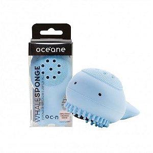 Esponja de Massagem e Limpeza Facial Whale Sponge - Océane
