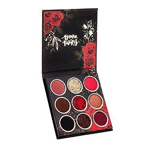 Paleta de Sombra Red Rose - Bruna Tavares