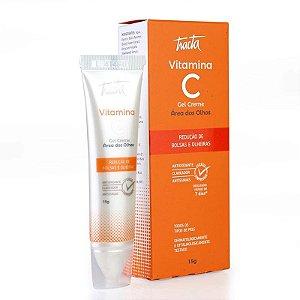 Vitamina C Gel Creme para Área dos Olhos - Tracta