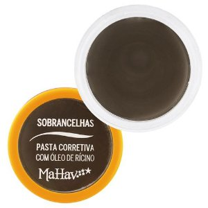 Pasta Corretiva para Sobrancelhas - Mahav