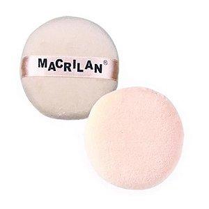 Esponja para Maquiagem EJ1-14 - Macrilan
