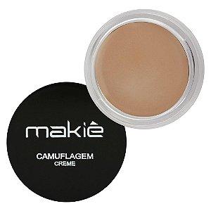 Camuflagem em Creme Caramelo - Makiê