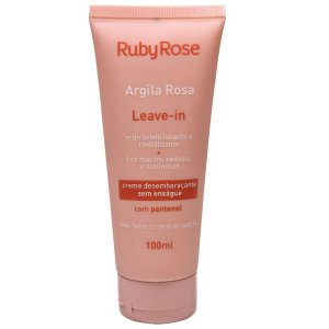 Leave-in Argila Rosa - Ruby Rose