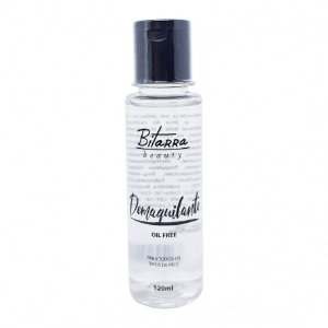 Demaquilante Oil Free 120ml - Bitarra Beauty