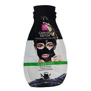 Máscara Preta Carvão Detox Peel-Off - Kiss NY