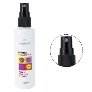 Bruma Fixadora 100ml - Mia Make
