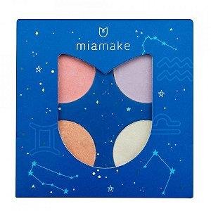 Quarteto de Iluminadores Shimmer Me - Mia Make