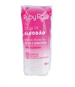 Discos de Algodão - Ruby Rose