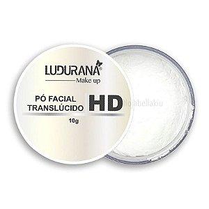 Pó Facial Translúcido - Ludurana