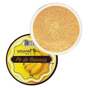 Pó de Banana - Ludurana