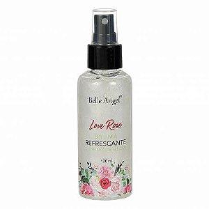 Bruma Refrescante Luminous Glow Love Rose - Belle Angel