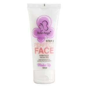 Hidratante Facial Pós Maquiagem Perfect Face 100ml - Belle Angel