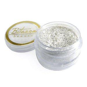 Sombra Asa de Borboleta Pigmento White Crystal - Bitarra Beauty