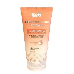 Sabonete Facial Cremoso 150ml - Tracta