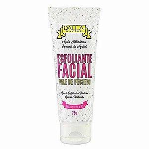 Esfoliante Facial Pele de Pêssego - Dalla Makeup