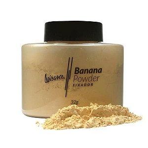 Pó Banana Fixador 32g - Luisance