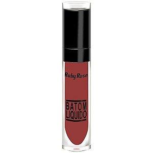 Batom Liquido Cor 066 - Ruby Rose