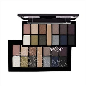 Mini Paleta de Sombras Artist - Ruby Rose