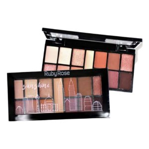 Mini Paleta de Sombras Sunshine - Ruby Rose