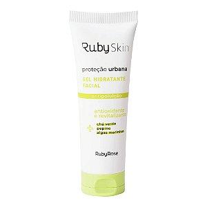 Gel Hidratante Facial Proteção Urbana 50g - Ruby Rose